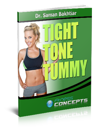 SamanBakhtiar TightToneTummy2 Chino Hills Boot Camp   The Tight and Tone Tummy eBook